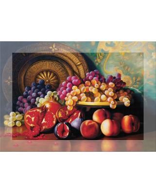 Puzzle Art Puzzle - Fruit Coktail, 1.000 piese (Art-Puzzle-4192)