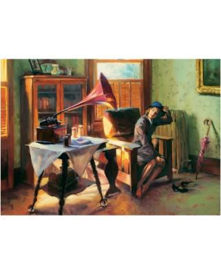 Puzzle Art Puzzle - Gramophone, 1500 piese (Art-Puzzle-4540)