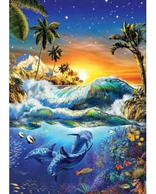 Puzzle Art Puzzle - Hawaiian Dawn, 1.000 piese (Art-Puzzle-4428)