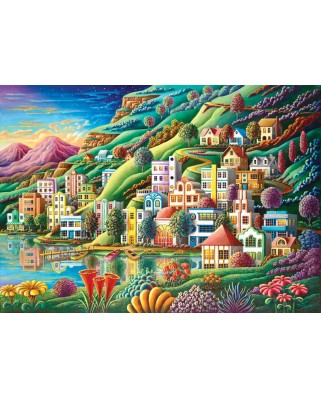 Puzzle Art Puzzle - Hidden Harbor, 1500 piese (Art-Puzzle-4641)