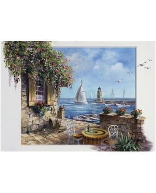 Puzzle Art Puzzle - It was here, 500 piese (Art-Puzzle-4172)