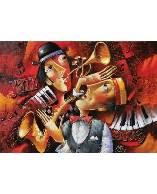 Puzzle Art Puzzle - Jazz, 1.000 piese (Art-Puzzle-4415)
