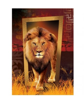 Puzzle Art Puzzle - King of the Jungle, 1.000 piese (Art-Puzzle-4374)