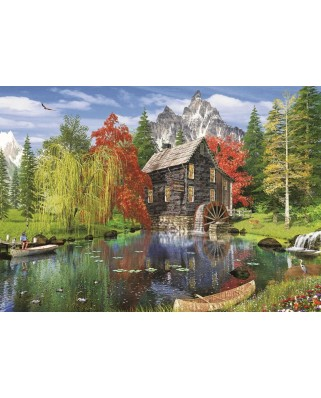 Puzzle Art Puzzle - Near the Mill, 1500 piese (Art-Puzzle-4550)