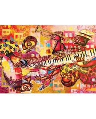 Puzzle Art Puzzle - Orchestra, 1.000 piese (Art-Puzzle-4362)