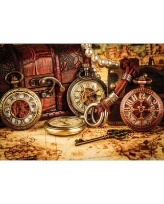 Puzzle Art Puzzle - Past Time, 1.000 piese (Art-Puzzle-4466)