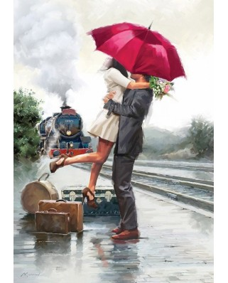 Puzzle Art Puzzle - Richard Macneil: Long Awaited Lover, 1500 piese (Art-Puzzle-4618)