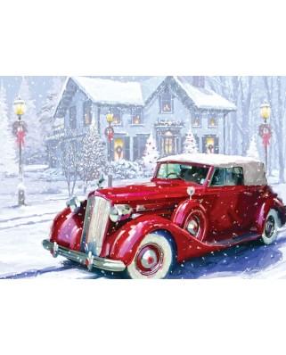 Puzzle Art Puzzle - Richard Macneil: Vintage Car, 1.000 piese (Art-Puzzle-4464)