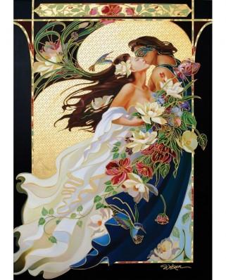 Puzzle Art Puzzle - Romantic Couple, 1.000 piese (Art-Puzzle-4331)