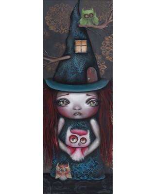Puzzle Art Puzzle - Samantha, 1.000 piese (Art-Puzzle-4471)