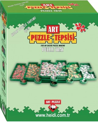 Puzzle Art Puzzle - Sort your Puzzle, 6 piese (Art-Puzzle-904)
