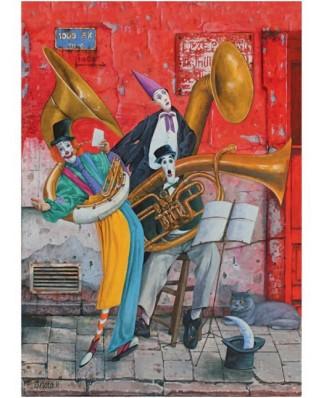 Puzzle Art Puzzle - Soul of Music, 1.000 piese (Art-Puzzle-4378)