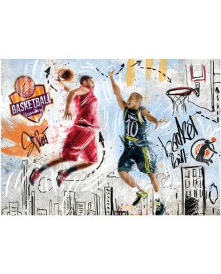 Puzzle Art Puzzle - Streetball, 1.000 piese (Art-Puzzle-4380)