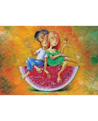 Puzzle Art Puzzle - Summer, 260 piese (Art-Puzzle-4286)