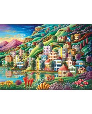 Puzzle Art Puzzle - The Bay, 260 piese (Art-Puzzle-4279)