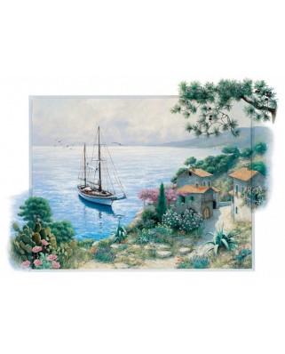 Puzzle Art Puzzle - The Bay, 500 piese (Art-Puzzle-4206)