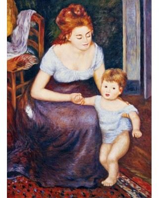 Puzzle Art Puzzle - The First Step, 1.000 piese (Art-Puzzle-81048)