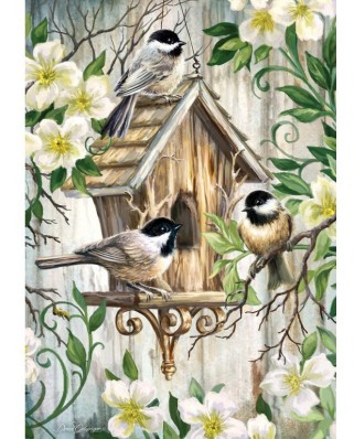 Puzzle Art Puzzle - The Nest, 1.000 piese (Art-Puzzle-4350)