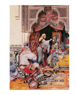 Puzzle Art Puzzle - The Wedding Preparation, 1500 piese (Art-Puzzle-4546)