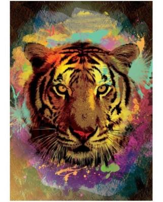 Puzzle Art Puzzle - Tiger, 500 piese (Art-Puzzle-4171)