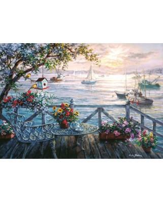 Puzzle Art Puzzle - Treasures of the Sea, 1.000 piese (Art-Puzzle-4463)