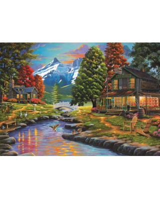 Puzzle Art Puzzle - Two Sides a Forest, 2.000 piese (Art-Puzzle-4575)