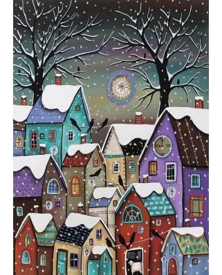 Puzzle Art Puzzle - Winter Season, 260 piese (Art-Puzzle-4274)