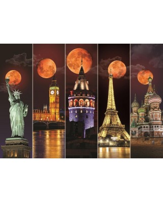 Puzzle Art Puzzle - Wonderful Moon, 1500 piese (Art-Puzzle-4548)