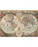 Puzzle Art Puzzle - World Map, 1500 piese (Art-Puzzle-4631)