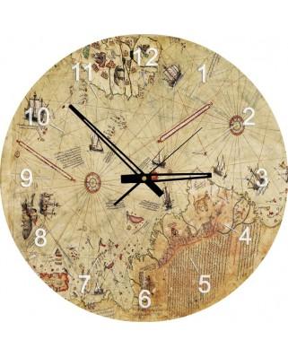 Puzzle ceas Art Puzzle - Puzzle Clock, 570 piese (Art-Puzzle-4297)