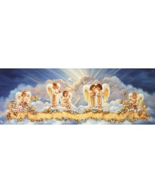 Puzzle panoramic Art Puzzle - Bless our Home, 1.000 piese (Art-Puzzle-4472)