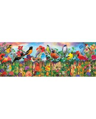 Puzzle panoramic Art Puzzle - Spring Birds, 1.000 piese (Art-Puzzle-4475)