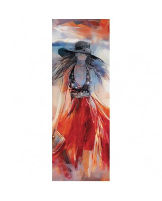 Puzzle panoramic Art Puzzle - Willem Haenraets: Summer Dress, 1.000 piese (Art-Puzzle-4332)