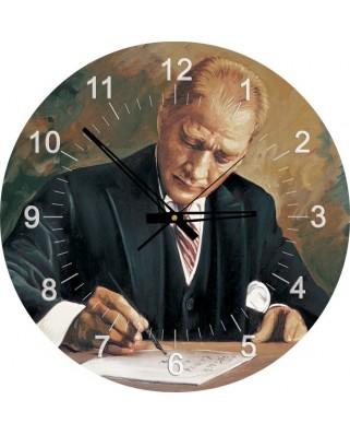 Puzzle rotund Art Puzzle - Ataturk, 570 piese (Art-Puzzle-4298)