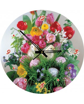 Puzzle rotund Art Puzzle - Easter Time, 570 piese (Art-Puzzle-4290)