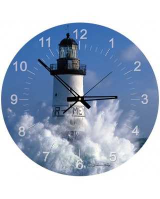 Puzzle rotund Art Puzzle - Lighthouse, 570 piese (Art-Puzzle-4141)