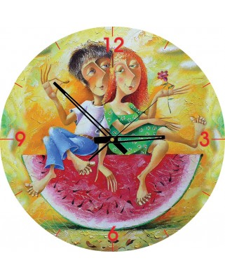 Puzzle rotund Art Puzzle - Love Time, 570 piese (Art-Puzzle-4291)