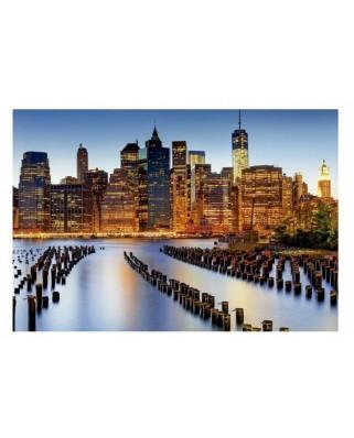 Puzzle Educa - City Of Skyscrapers, 1.000 piese (16290)
