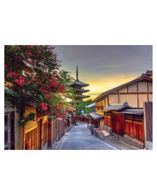 Puzzle Educa - Yasaka Pagode, Kyoto, Japan , 1.000 piese, include lipici (17969)
