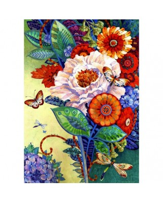 Puzzle Bluebird - Galchutt David: The Mixed Bouquet, 1500 piese (70201)