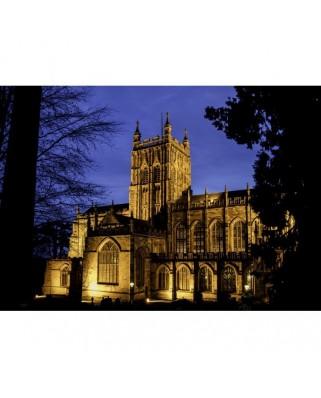 Puzzle Grafika - Great Malvern Priory, 1.000 piese (02926)