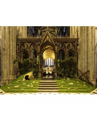 Puzzle Grafika - Easter in Worcester Cathedral, 1.000 piese (02947)