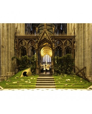Puzzle Grafika - Easter in Worcester Cathedral, 300 piese (02948)