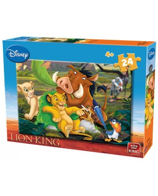 Puzzle King - The Lion King, 35 piese (05247-B)