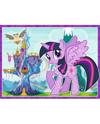 Puzzle Ravensburger - My Little Pony, 12/16/20/24 piese (06896)