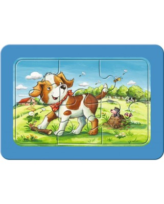 Puzzle Ravensburger - My First Puzzles, 5x2 piese (07062)