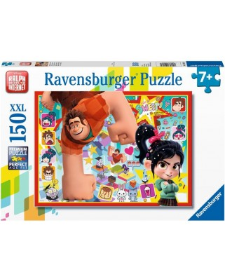 Puzzle Ravensburger - Ralph, 150 piese XXL (10056)