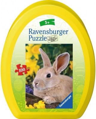 Puzzle Ravensburger - Easter Eggs, 100 piese (10406)
