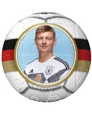Puzzle 3D Ravensburger - Surprise Football Player, 27 piese (11707)