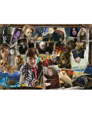 Puzzle Ravensburger - Harry Potter, 1.000 piese (15170)
